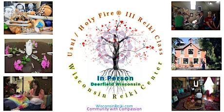 Usui Holy Fire®III Reiki Master Class tickets