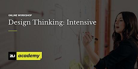 zu Design Thinking: Intensive Tickets