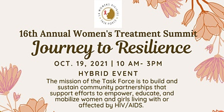 Journey To Resilience tickets