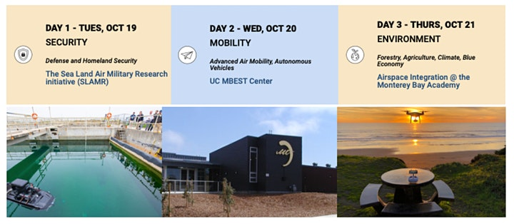 2021 Monterey Bay DART Symposium image