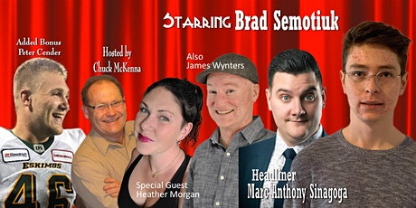 The Laughing Bandits Comedy Show - CANCELLED COVID Restrictions tickets