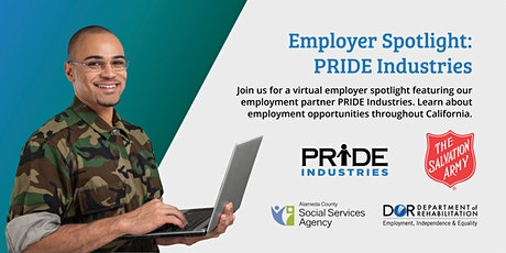 Employer Spotlight: Pride Industries tickets