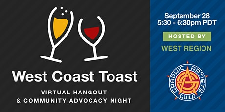West Coast Toast with The Guild Handbook tickets