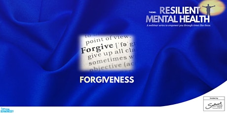 Forgiveness and Mental Health tickets