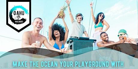Paradise Waikiki Sunset Cruise - October 26th tickets