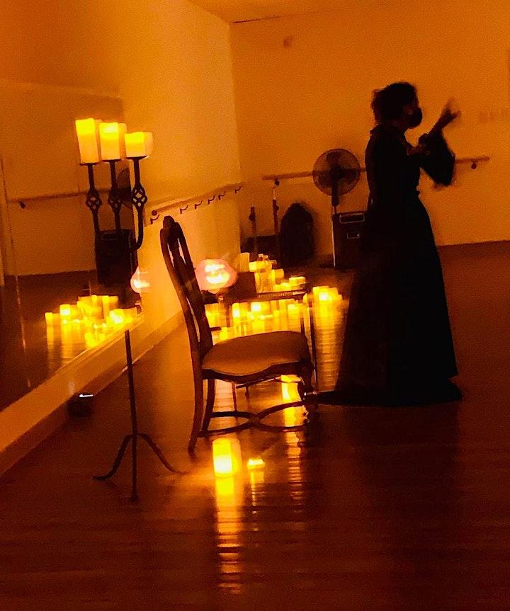 Halloween Candlelit Bridging Love from Heaven w/ Spirit Medium Jodi ST.Ong image