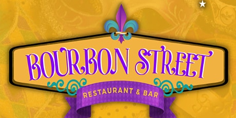 COVID-19 VACCINATIONS AT BOURBON STREET RESTAURANT AND BAR tickets