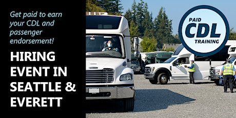 TransWest Hiring Event in Seattle & Everett tickets