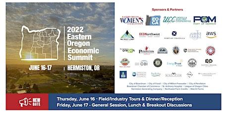 Eastern Oregon Economic Summit tickets