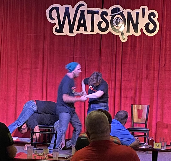 Watson's Comedy Week 2021! Four Fantastic Days of Outrageous Humor! image