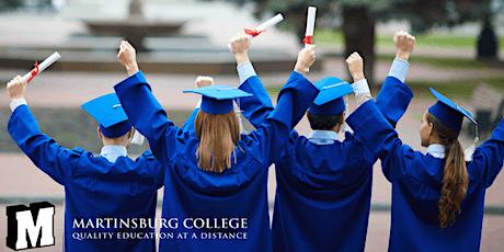 Martinsburg College - Fall Virtual Graduation 2021 tickets