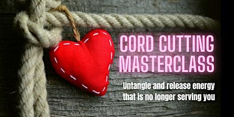 Cord Cutting Masterclass tickets
