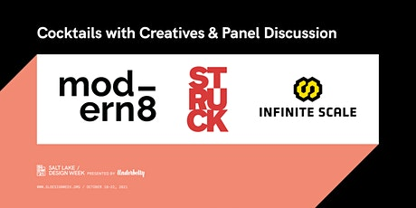 Salt Lake Design Week Cocktails with Creatives & Panel Discussion tickets