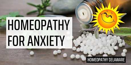 Homeopathic Remedies for Anxiety Attacks & Panic Disorders tickets