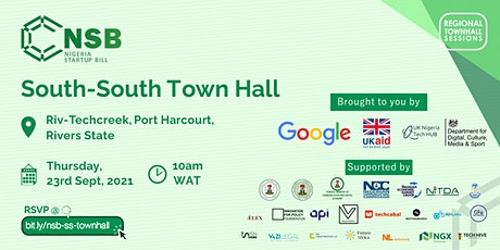 Nigerian Startup Bill - South-South Regional Townhall Session tickets