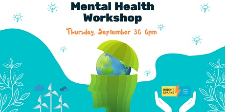 Climate state of mind: Mental wellbeing for clean energy & climate leaders tickets