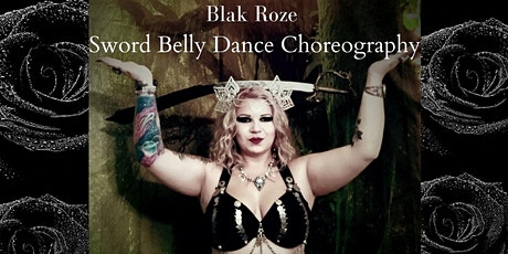 Belly Dance Sword Choreography tickets