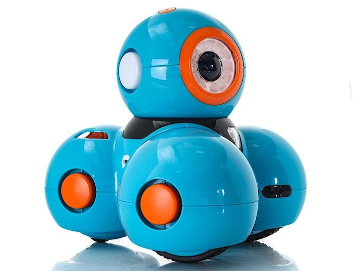 Robotics Club (ages 6+) @ Huonville Library image