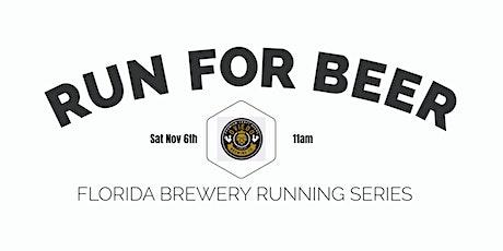 Beer Run - Oviedo Brewing Co | 2021-2022  FL Brewery Running Series tickets