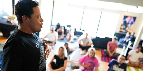 Ascencion Breathwork / Cold Plunge Class / Networking Event tickets