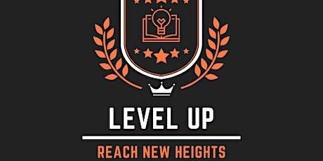 Level Up  Tutoring Program tickets