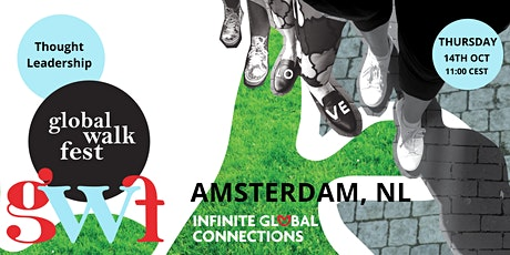 Global Walk Fest — Amsterdam, NL (Hybrid)  —  Thought Leadership tickets