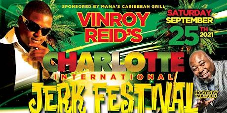 Charlotte International Jerk Festival tickets