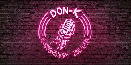 Don-K Comedy Club billets