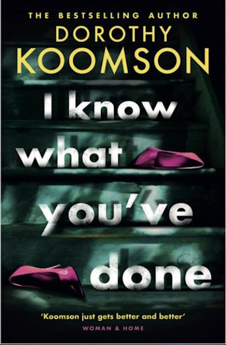 Meet the Author Dorothy Koomson image