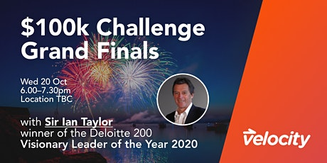 $100k Challenge Grand Final 2021 tickets