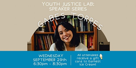 Youth Justice Lab Speaker Series - Transformative Justice & Community Care tickets