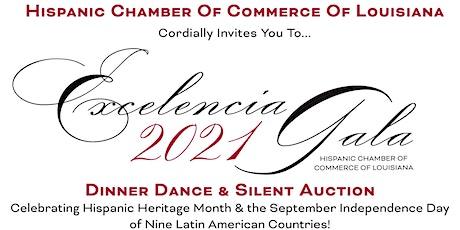 Excelencia Gala 2021 tickets