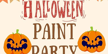 Halloween Virtual Paint Party! tickets