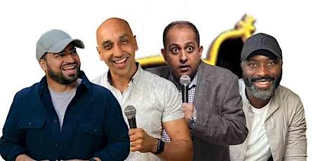 Desi Central Comedy Show - Birmingham tickets