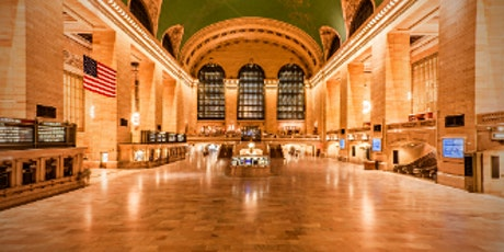 Murder At Grand Central: A Mystery & History Scavenger Hunt-Vaccinated Only tickets