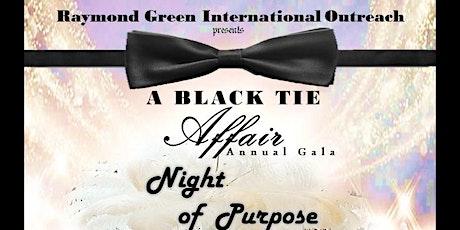 RAYMOND GREEN INTERNATIONAL OUTREACH OF HOPE  3rd tickets