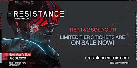 RESISTANCE AUSTRALIA tickets
