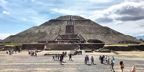 TEOTIHUACAN TOUR (  TRANSPORTATION & MEXICAN FOOD) tickets