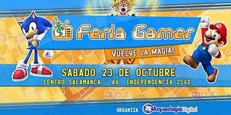 Feria Gamer! / Evento Video Juegos! Vuelve la magia! entradas