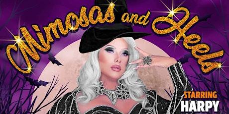 Mimosas & Heels Drag Brunch tickets