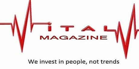 Vital Magazine Networking and Honoring event September 25, 2021 tickets