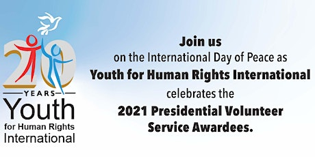 The International Day of Peace  Youth for Human Rights International tickets