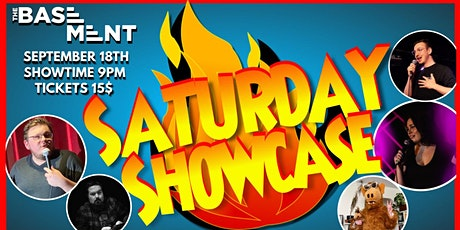 Saturday Showcase tickets