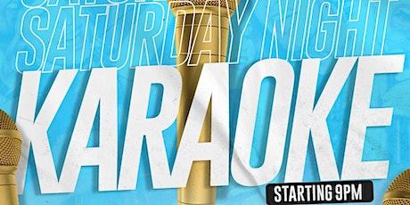 Karaoke Saturdays tickets