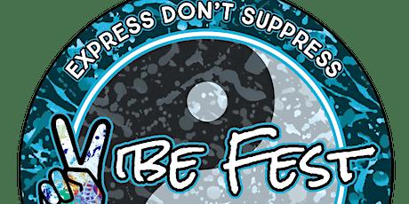 Vibe Fest (Mental Health Awareness) tickets