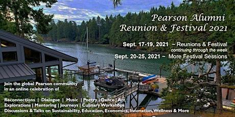 Pearson Alumni Reunion Festival 2021 tickets