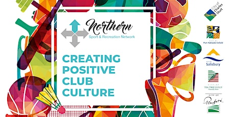 Creating positive club culture tickets