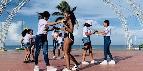 BAILA MAMI - Outdoor Fitness Dance Class  tickets