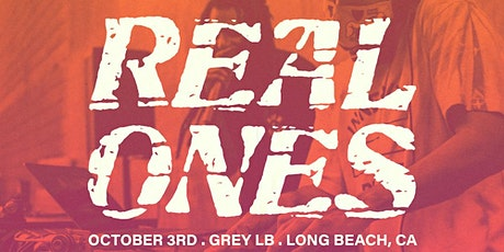Reals Ones Day Party @Grey_LB tickets