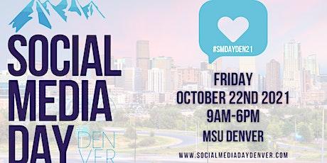 Social Media Day Denver 2021 tickets